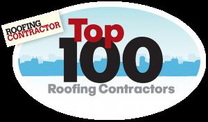 Top 100 Roofing Contractors Award