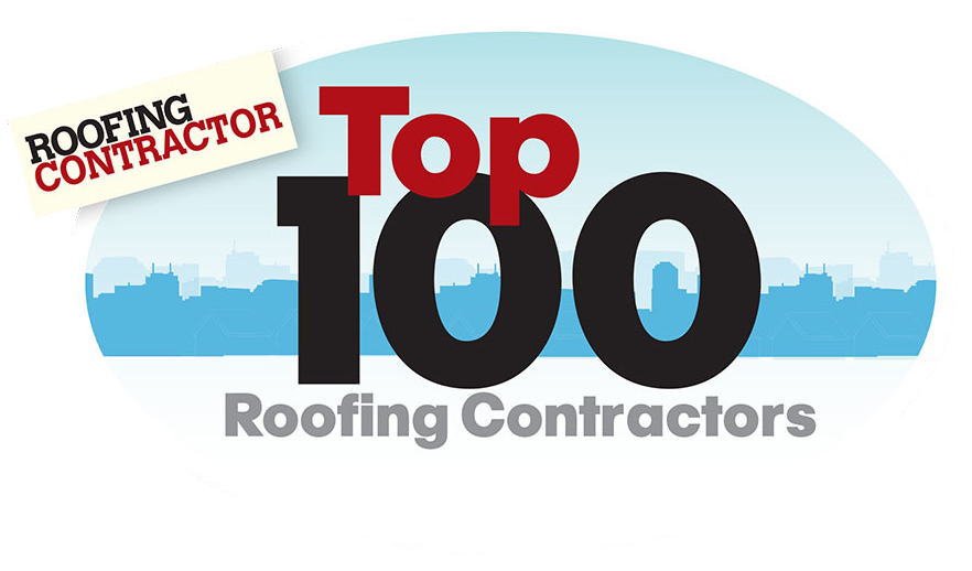 Top 100 Roofing Contractors Award